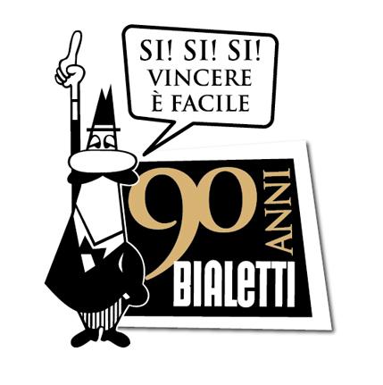 90 anni Bialetti