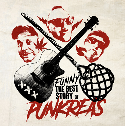 PUNKREAS – Funny the best story of Punkreas