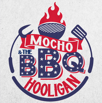 MOCHO & the BBQ Hooligan – LOGOTYPE