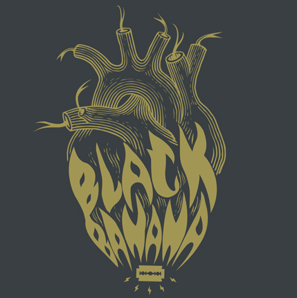Black Banana – shirt design