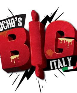 Logo: Mocho's Big Italy