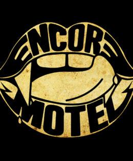 ENCORE MOTEL – logo design