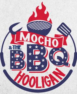 MOCHO & the BBQ Hooligan – LOGOTYPE