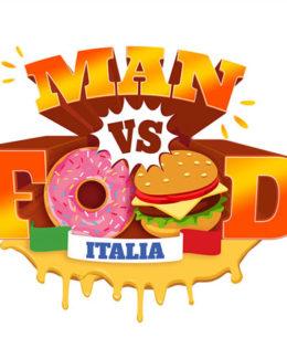 LOGO: Man vs. Food – Italia