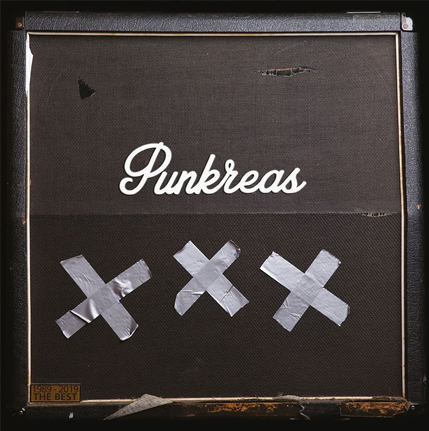 PUNKREAS 30 years collection: XXX
